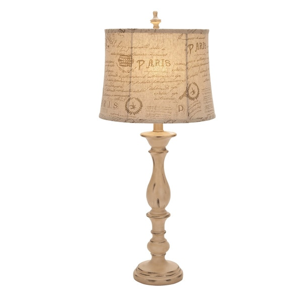 Polystone 34 inch table lamp free shipping today for 10 inch table lamp