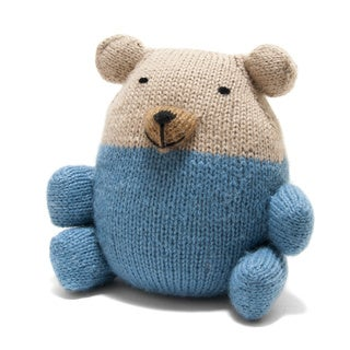 Handmade Stuffed Bear Toy (Peru)