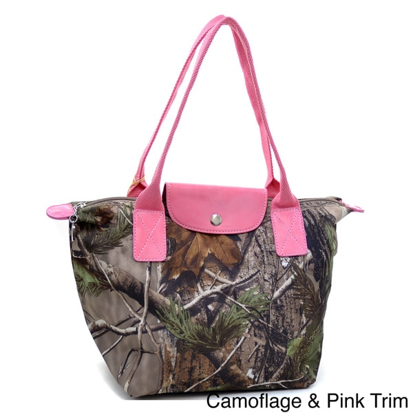 Realtree Camouflage Tote Bag