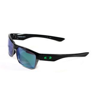 Oakley TwoFace Black with Black Iridium Polarized Lenses