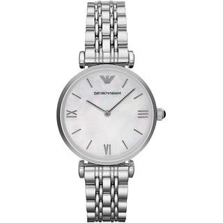 Armani Women's AR1682 Small Round Bracelet Watch|https://ak1.ostkcdn.com/images/products/9103050/Armani-Mens-AR1682-Small-Round-Bracelet-Watch-P16290291.jpg?impolicy=medium