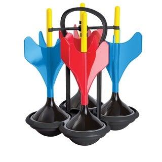 Black Series Soft Tip Lawn Dart Set