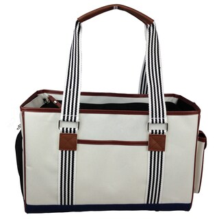Pet Life Fashion Yacht Polo Pet Carrier