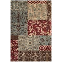 Grand Bazaar Atwood Multi Area Rug (8' x 11') - 8' x 11'
