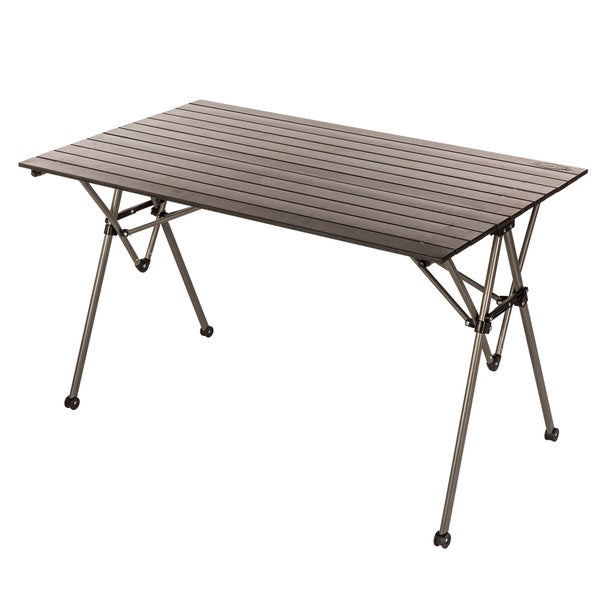 Kamp-Rite Kwik Set Grey Aluminum Table