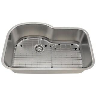 The Polaris Sinks P643-16-gauge Kitchen Ensemble - STAINLESS STEEL