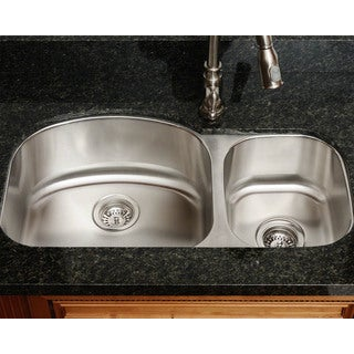 The Polaris Sinks PR105 16-gauge Kitchen Ensemble