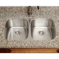 The Polaris Sinks P405 18-gauge Kitchen Ensemble