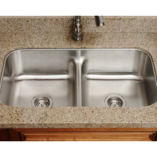 The Polaris Sinks P215 18-gauge Kitchen Ensemble