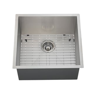 The Polaris Sinks PS1232 18-gauge Kitchen Ensemble