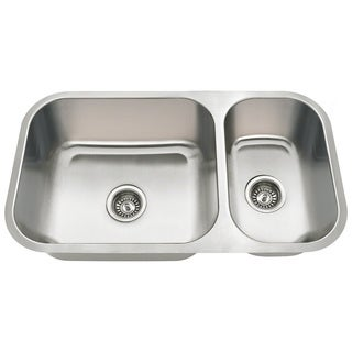 The Polaris Sinks PB8123 20-gauge Kitchen Ensemble