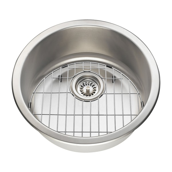The Polaris Sinks P564 18-gauge Kitchen Ensemble