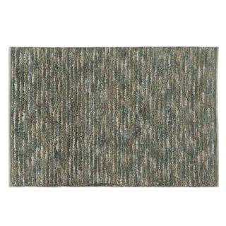Uttermost Hand-knotted Jessore Aqua Jute Area Rug (8' x 10')