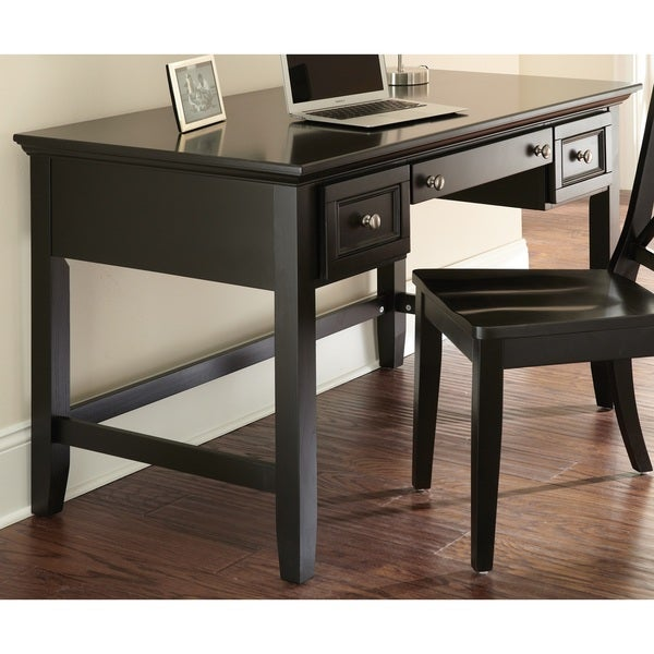 Shop Greyson Living Olsen Black Writing Desk Free