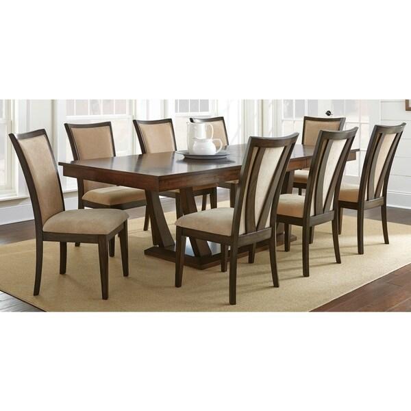 24 Living Room Furniture Free Delivery Living Room: Greyson Living Gillian Pedestal Wood Dining Set