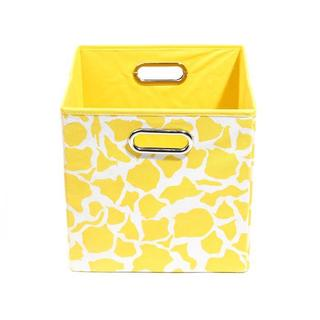 Rusty Giraffe Folding Storage Bin