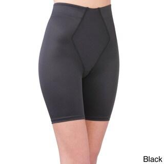 Flexees Women's Easy-Up Thigh Slimmer