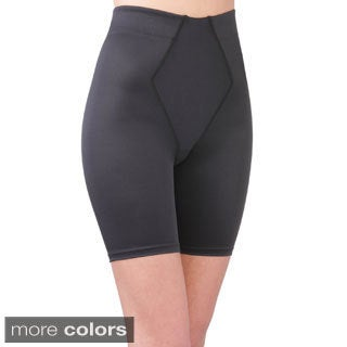 Flexees Women's Easy-Up Thigh Slimmer