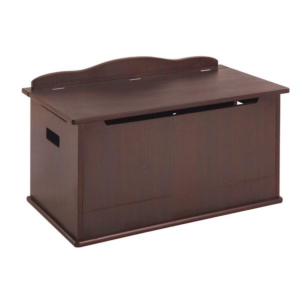 Expressions Espresso Toy Box