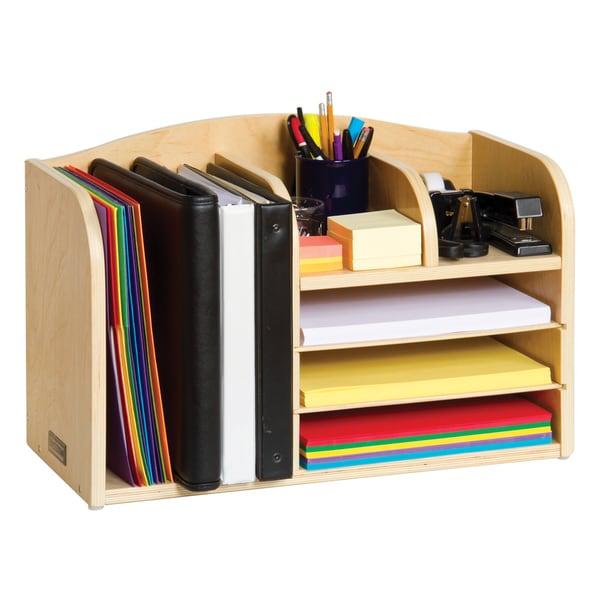 Desk Organizer High