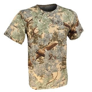 King's Camo Desert Shadow Cotton Short Sleeve Hunting Tee