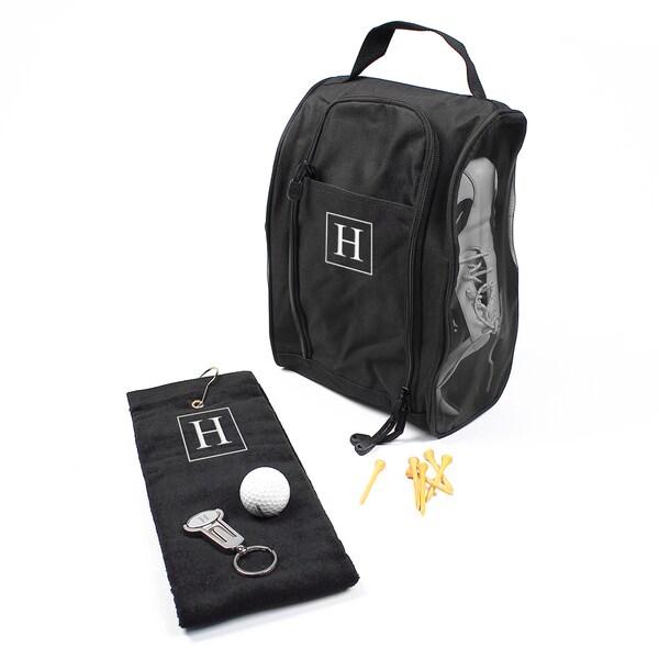 Personalized 3-piece Golf Towel/ Bag Set