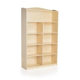 60-inch Single Side Bookcase
