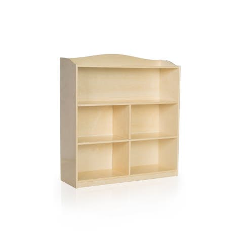 36-inch Single Sided Bookcase