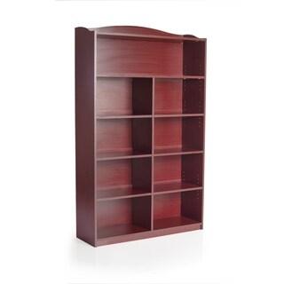 6-shelf Bookshelf Cherry
