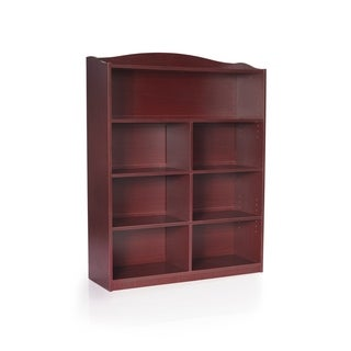 Guidcraft 5-shelf Bookshelf Cherry