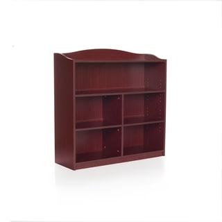 4-shelf Bookshelf Cherry