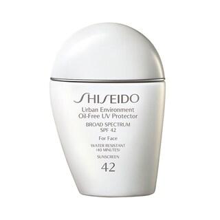 Shiseido Urban Environment 1-ounce SPF 42 Oil-free UV Protector