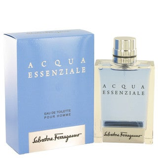 Salvatore Ferragamo Acqua Essenziale Men's 3.4-ounce Eau de Toilette Spray