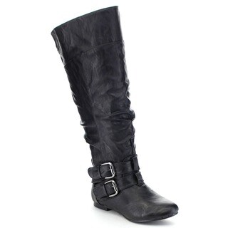 Nature Breeze Vickie-20 Women's Knee-High Boots