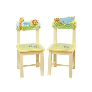 Savanna Smiles Extra Chairs (Set of 2)