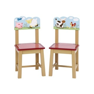 Farm Friends Extra Chairs (Set of 2)