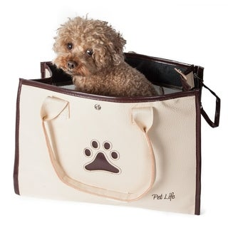 Pet Life Posh Paw Pet Carrier - One size