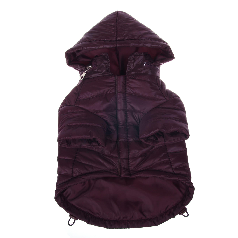 Petlife Adjustable 'Sporty Avalanche' Brown Pet Coat (X-L...