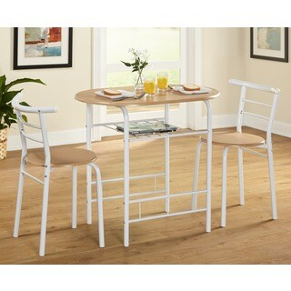 Simple Living Chloe 2-tone 3-piece Petite Bistro Set