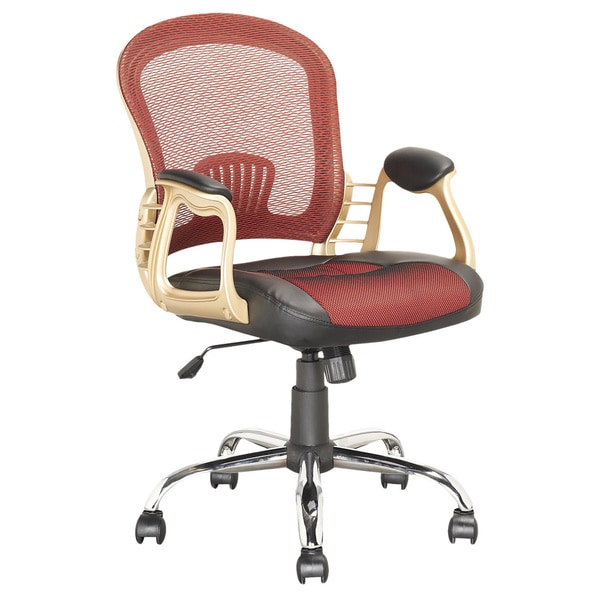 corliving lof 258 o executive office chair in black