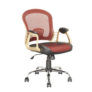 CorLiving Workspace Mesh Back Office Chair with Chrome Frame (3 options available)