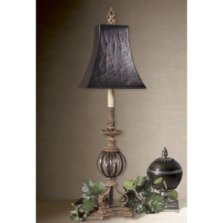 Uttermost Galeana Buffet Iron Floor Lamp