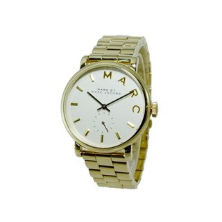 Marc Jacobs Women's MBM3243 Baker Goldtone Watch