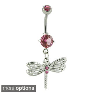 Supreme Jewelry Dragon Fly Belly Ring