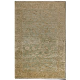 Uttermost Hand-knotted Anna Maria New Zealand Wool Area Rug (8' x 10') - 8' x 10'