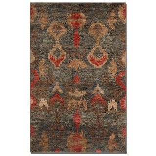 Uttermost Hand-knotted Java Jute Area Rug (6' x 9') - 6' x 9'