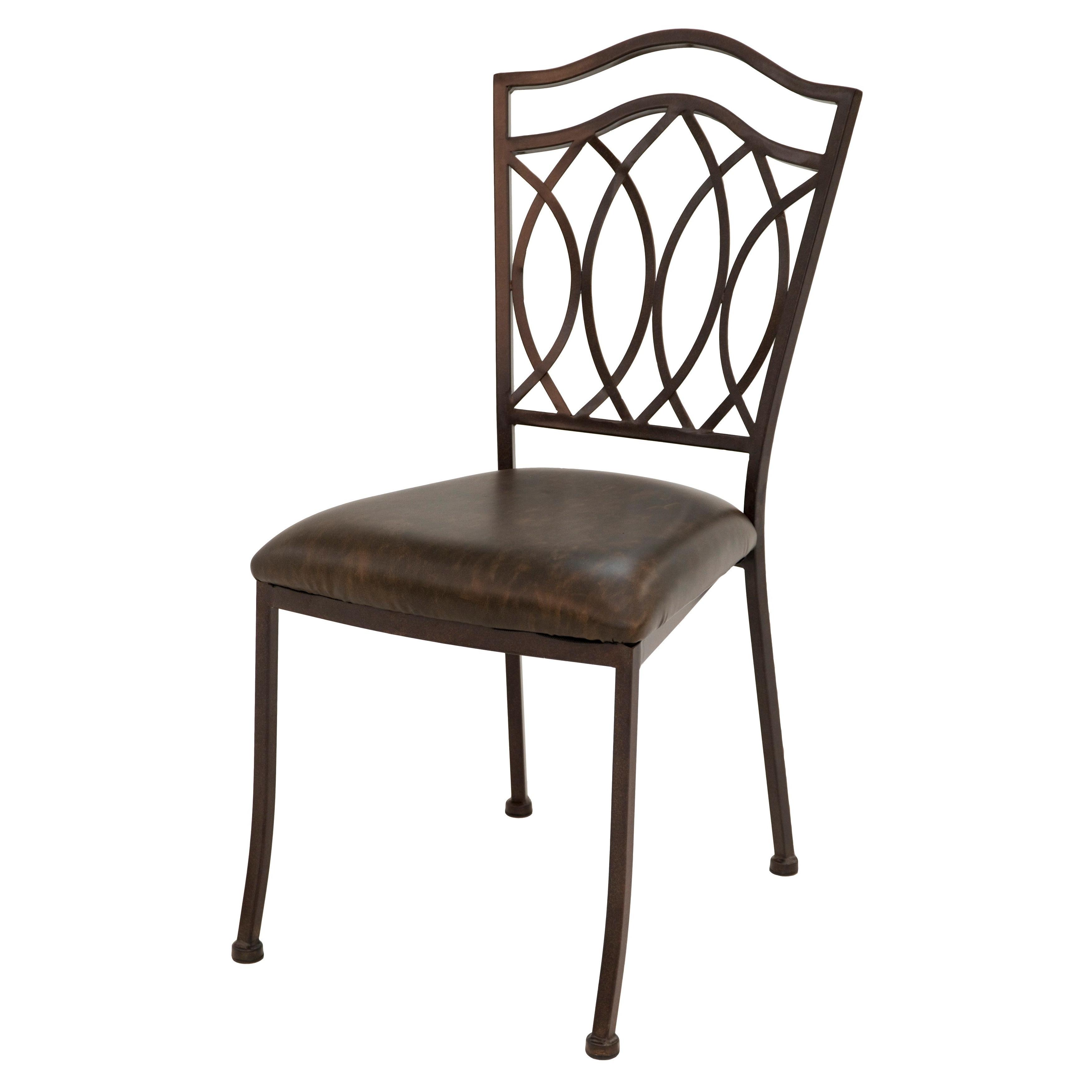 Westport Roletta Brown Upholstered Dining Chair (Westport...