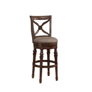 Hadleigh Sienna Counter Height Stool