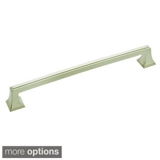 Amerock Mullholland 13.25-Inch Satin Nickel Cabinet Pull / Appliance Pull (pack of 2)