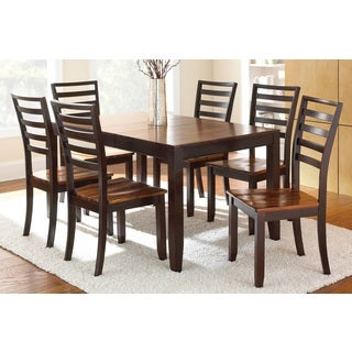 Copper Grove Thetford Acacia 5-foot Dining Set